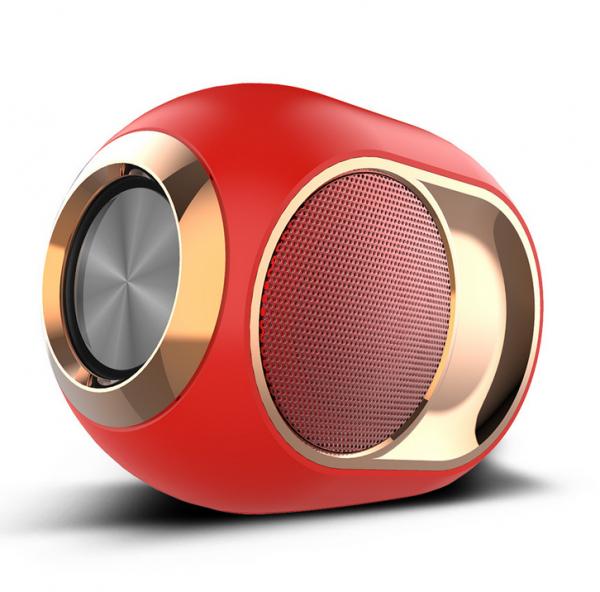 New Mini Bluetooth Speaker Subwoofer Long Battery USB FM Free Calling Wireless Mini Bluetooth Speaker